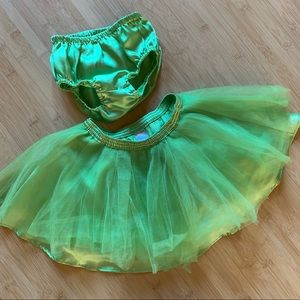 🍭Gymboree fairy 🍄✨tutu & panty cover - 3T